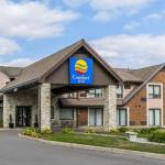 Accommodation near Collier Street United Church - Comfort Inn Barrie
