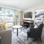 Accommodation near Concord Pacific Place Vancouver - Delta Vancouver Suites Hotel