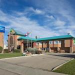 Accommodation near The Matchbox - Holiday Inn Express Red Deer