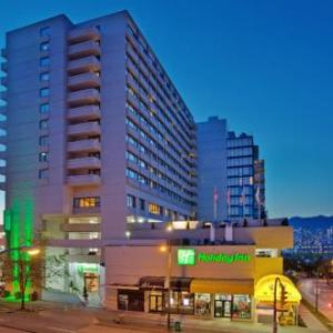 Stanley Industrial Alliance Stage Hotels - Holiday Inn Vancouver Centre (Broadway)