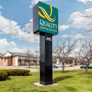 Hershey Centre Hotels - Quality Inn & Suites Mississauga