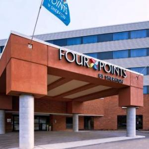 St. Basile Arena Hotels - Four Points By Sheraton Edmundston