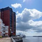 Accommodation near Harbour Station Saint John - Hilton Saint John