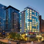 Accommodation near Concord Pacific Place Vancouver - Hampton Inn And Suites By Hilton Downtown Vancouver