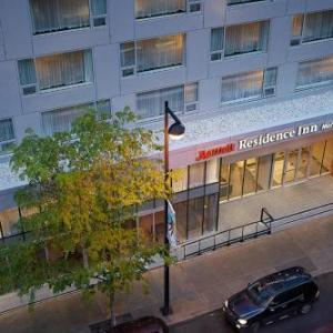 Residence Inn By Marriott Montreal Downtown