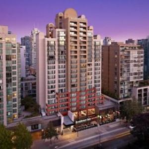Waterfront Theatre Hotels - Residence Inn Vancouver Downtown