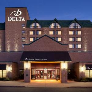 Fredericton Playhouse Hotels - Delta Fredericton