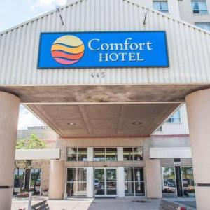 Hotels near Woodbine Racetrack - Comfort Hotel Airport North