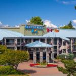 Accommodation near Plaza of Nations Marina - Accent Inn Vancouver Airport