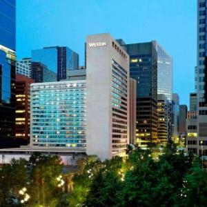 Calgary Petroleum Club Hotels - The Westin Calgary
