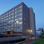 Accommodation near Harbour Station Saint John - Holiday Inn Express Hotel & Suites Saint John Harbour Side