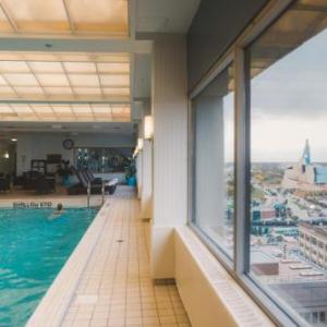 Centre Culturel Franco-Manitobain Hotels - The Fairmont Winnipeg