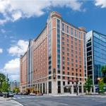Accommodation near Walter E Washington Convention Center - Embassy Suites Hotel Washington DC Convention Center