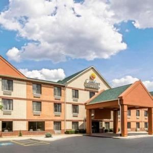 Hollywood Casino Amphitheatre Chicago Hotels - Comfort Inn & Suites Tinley Park