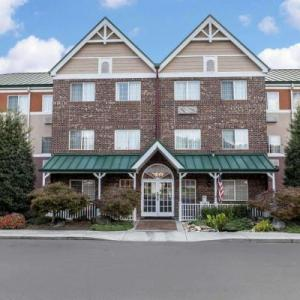 Foothills Fall Festival Hotels - Mainstay Suites Alcoa
