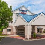 Accommodation near Washington Avenue Armory - Fairfield Inn Albany University Area