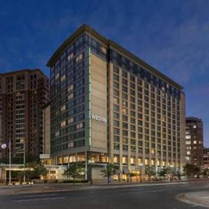 Hotels near Kettler Capitals Iceplex - The Westin Arlington Gateway
