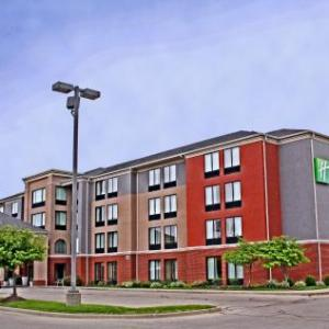 Show Me Center Hotels - Holiday Inn Express Hotel & Suites Cape Girardeau I-55