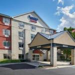 Fairfield Inn And Suites Detroit Livonia