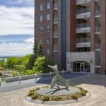Higher Ground Burlington Accommodation - Courtyard By Marriott Burlington Harbor