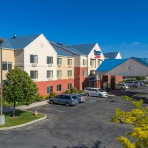 Hotels near Salt Lake Community College - Fairfield Inn Salt Lake City South