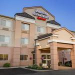 Stranahan Theater Accommodation - Fairfield Inn & Suites By Marriott Toledo Maum