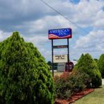 Accommodation near Coushatta Casino Resort - American Inn of Kinder