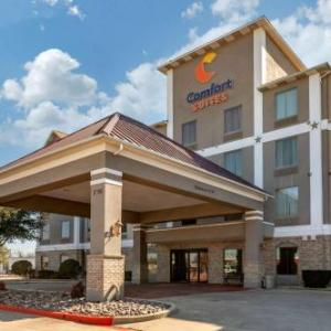 Comfort Suites Near Baylor University