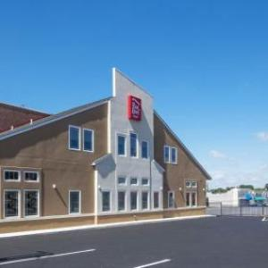 Pimlico Race Course Hotels - Red Roof Inn Baltimore