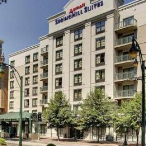 Hotels near Mud Island Amphitheatre - Springhill Suites By Marriott Memphis Downtown
