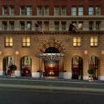 Accommodation near Bently Reserve - Omni San Francisco Hotel