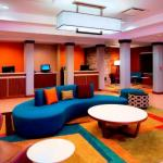 Accommodation near Newark Symphony Hall - Fairfield Inn & Suites Newark Liberty International Airport