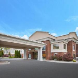 Holiday Inn Express Hotel & Suites Rochester Victor