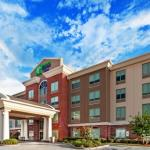 CenturyLink Center Bossier City Hotels - Holiday Inn Express Hotel and Suites Shreveport South Park Plaza