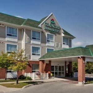 Country Inn & Suites By Carlson, London South, On