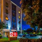 Hotels near The Handy Park Pavillion - Best Western Plus Gen X Inn