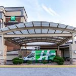 Accommodation near Verizon Wireless Amphitheater St Louis - Holiday Inn Airport West Earth City