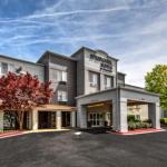 Accommodation near Carl Black Chevy Woods Amphitheater - Springhill Suites By Marriott Nashville Metrocenter