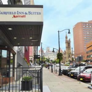 Hotels near The Egg Center for the Performing Arts - Fairfield Inn & Suites by Marriott Albany Downtown
