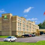 Accommodation near Asbury Lanes - Holiday Inn Express Hotel & Suites West Long Branch