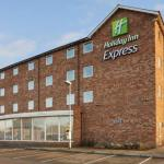 Accommodation near Ricoh Arena - Holiday Inn Express Nuneaton