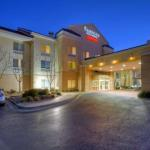 Lazy E Arena Accommodation - Fairfield Inn & Suites by Marriott Edmond