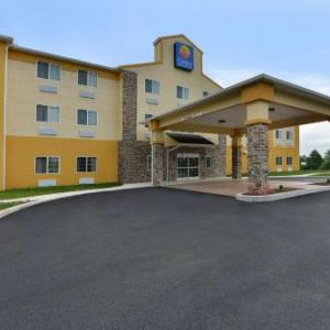 Pennsylvania Renaissance Faire Hotels - Comfort Inn and Suites Manheim