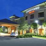 Accommodation near Family Circle Stadium - Courtyard By Marriott Charleston Mt. Pleasant