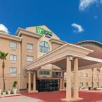 Laredo Energy Arena Accommodation - Holiday Inn Express Hotel & Suites Laredo-Event Center Area