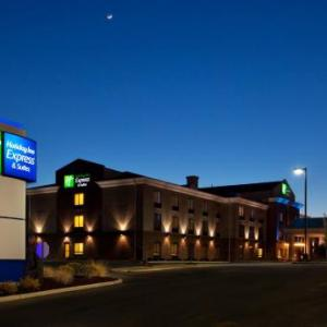 Ohio University Hotels - Holiday Inn Express Hotel & Suites Athens