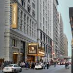 Accommodation near Chicago Temple - Hampton Inn Majestic Chicago Theatre District