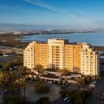 Accommodation near College Prep School - Courtyard By Marriott Emeryville