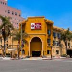 Cal State Long Beach Accommodation - Best Western Plus Hotel At The Convention Center