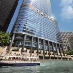 Accommodation near Chicago Temple - Trump International Hotel & Tower Chicago